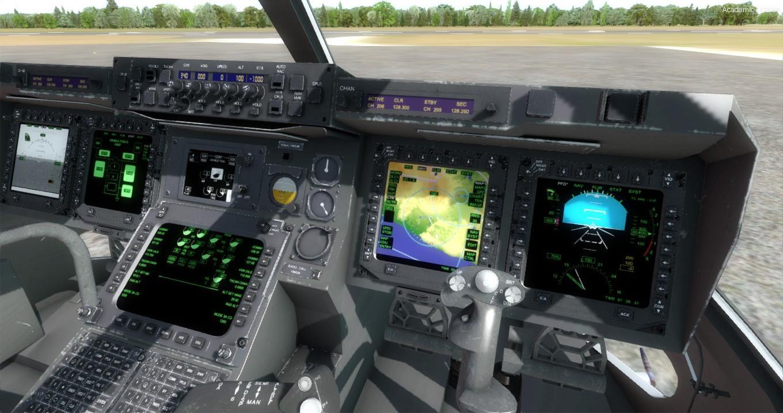 DOWNLOAD Bell-Boeing MV-22B Osprey FSX-A & P3D - Rikoooo