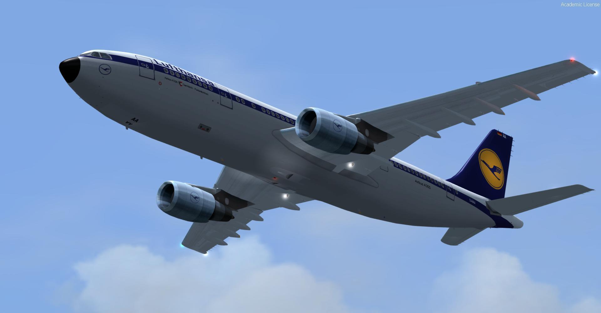 DOWNLOAD Tom Airbus A300B FSX - Rikoooo
