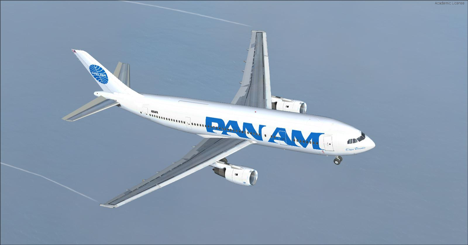 DOWNLOAD Airbus A300 Multi-livery Mega Pack FSX & P3D ...