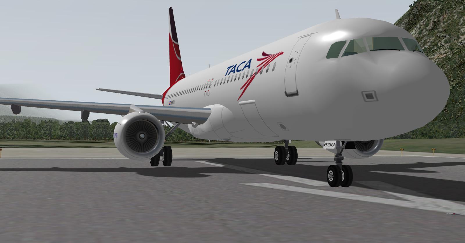 DOWNLOAD Airbus A320-233 v1 2 X-plane 9 - Rikoooo