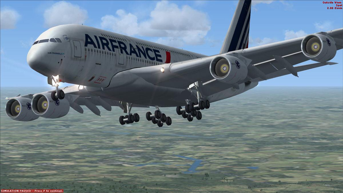 Download airbus a380 air france fsx rikoooo for A380 air france interieur