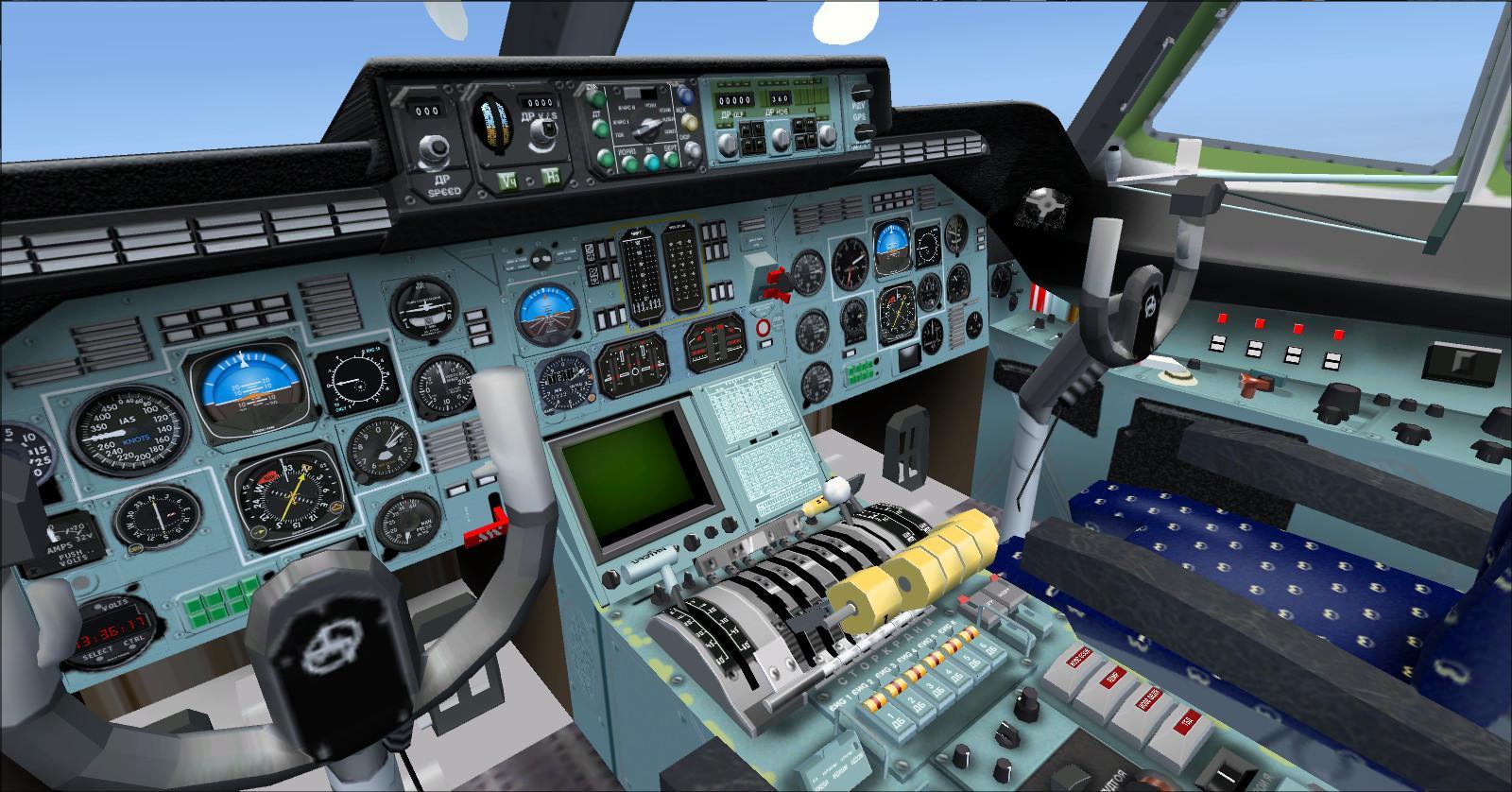DOWNLOAD Antonov AN-225 PAX FSX - Rikoooo