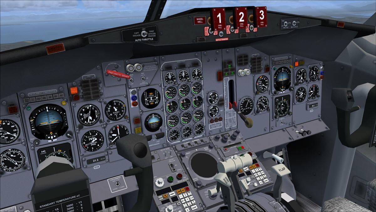 DOWNLOAD Boeing 727-200 Advanced FSX & P3D - Rikoooo