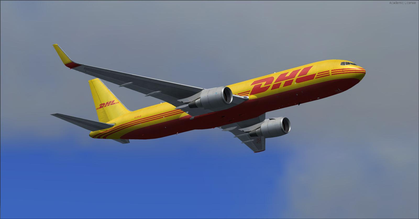 TÉLÉCHARGER Boeing 767-300 twelve repaints FSX & P3D - Rikoooo