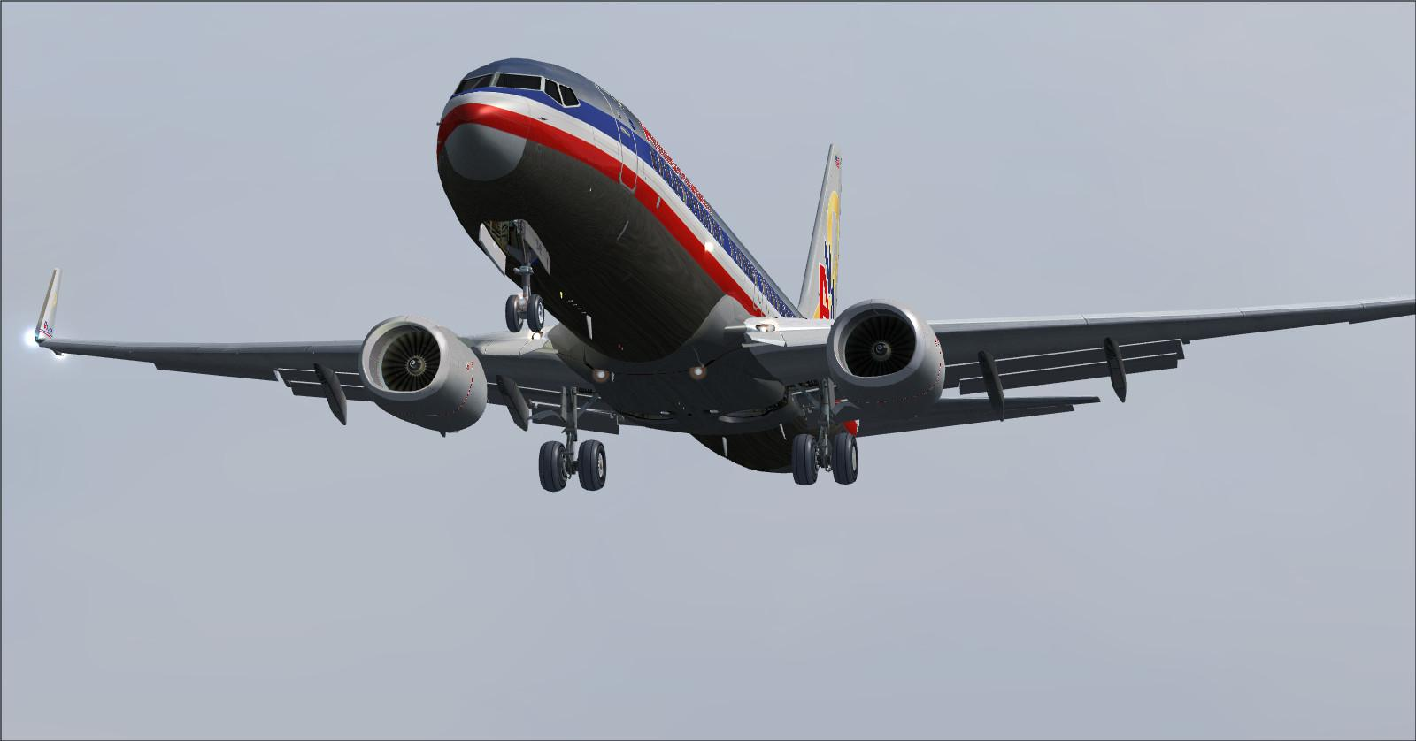 DOWNLOAD Boeing B737-823 Advanced VC FSX & P3D - Rikoooo