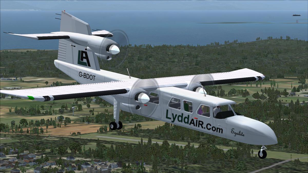 DOWNLOAD Britten-Norman BN2A Mk lll-2 Trislander FSX - Rikoooo
