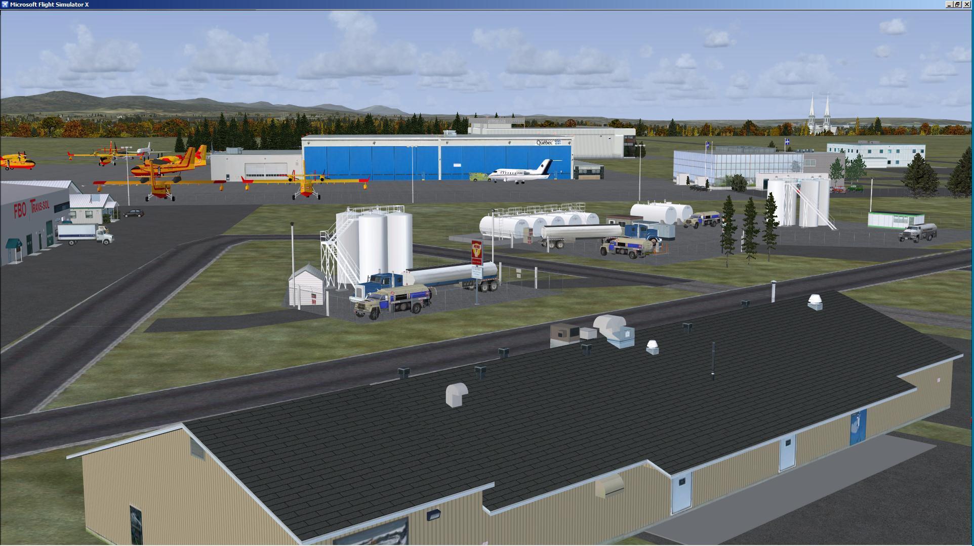 Aeroporto Quebec : Download quebec intl airport jean lesage fsx p d rikoooo