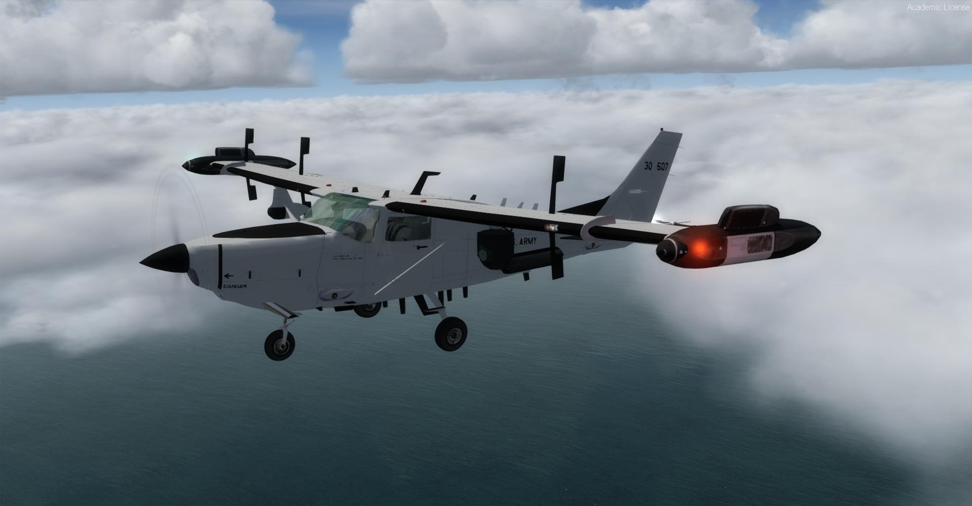 DOWNLOAD Cessna T206H Soloy Turbine Pac Mark 2 FSX & P3D