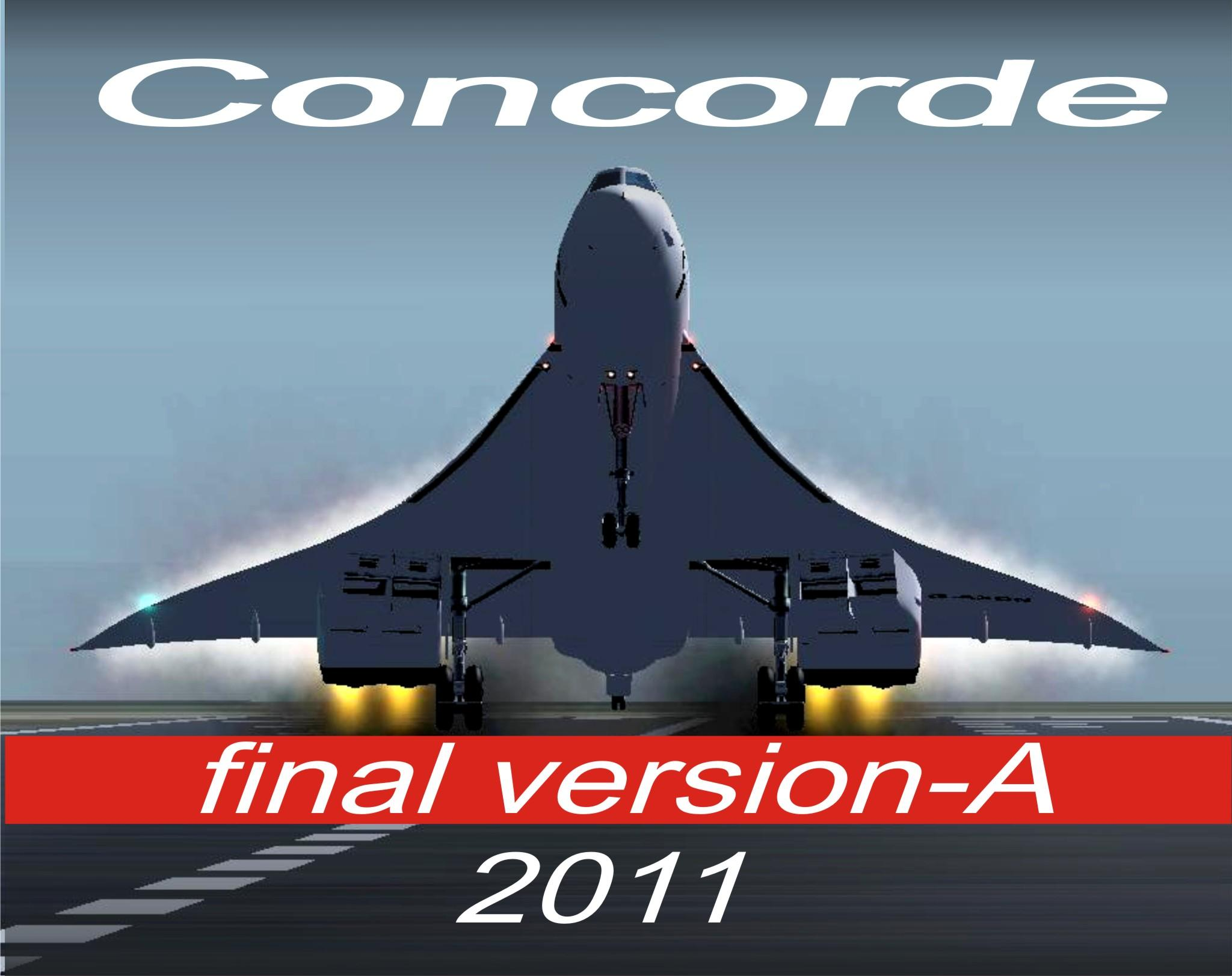 Concorde x review.