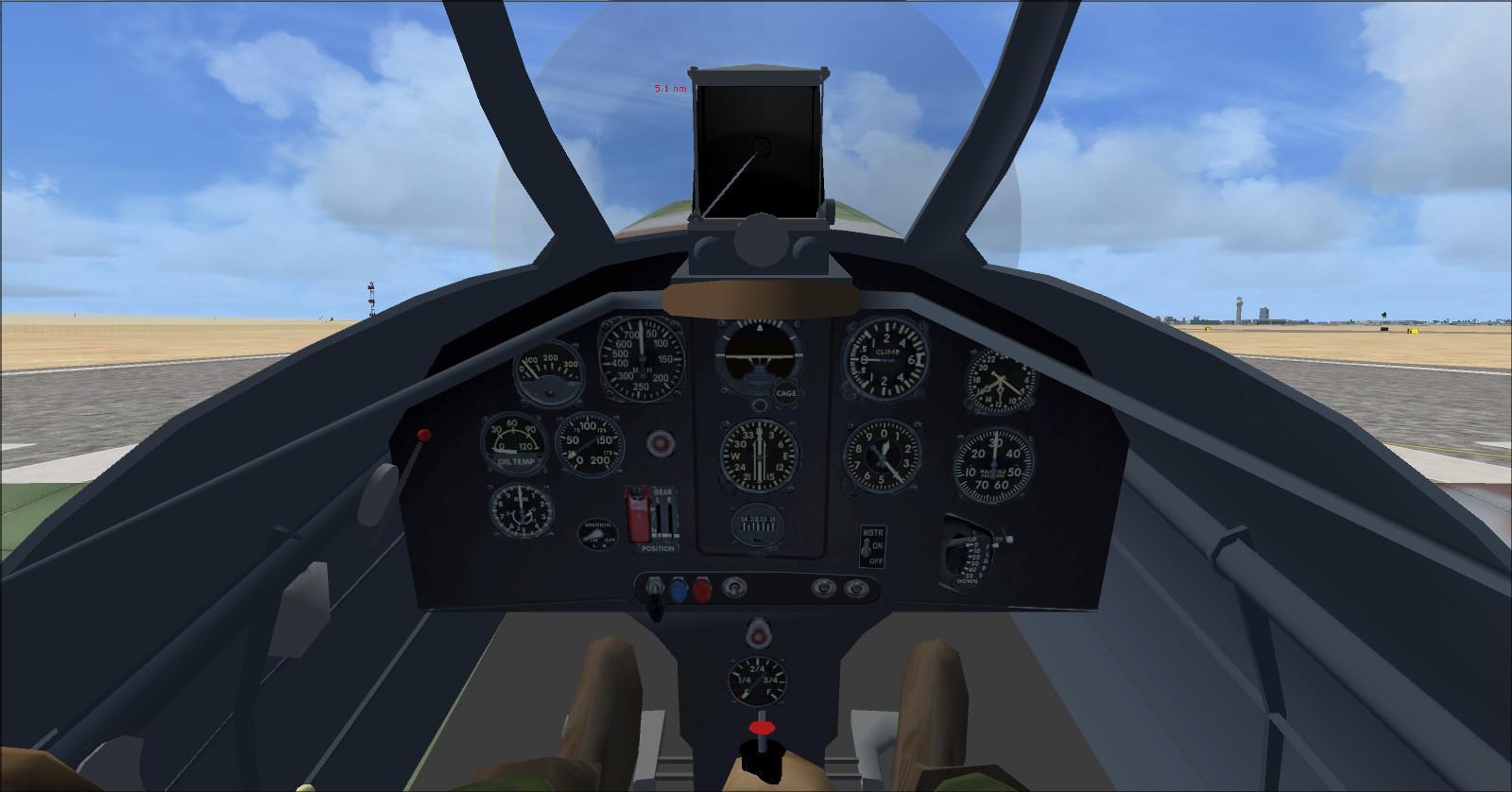 DOWNLOAD Dewoitine D-520 FSX - Rikoooo