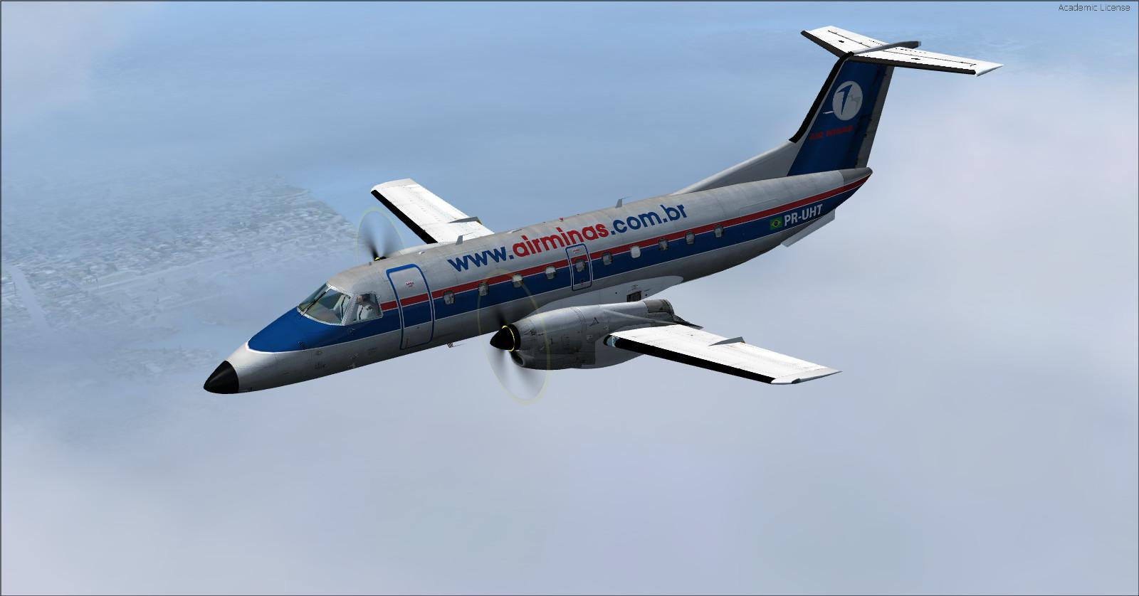 DOWNLOAD Embraer EMB120 Brasilia V1 1 FSX & P3D - Rikoooo
