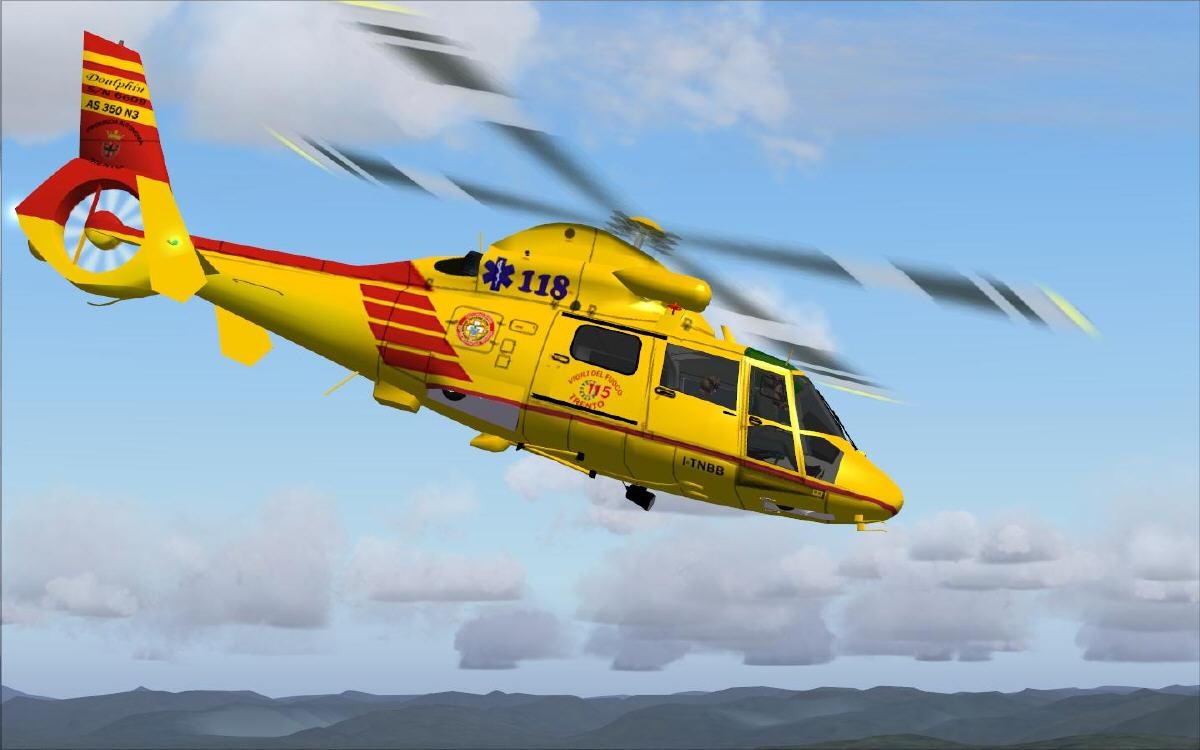Download Eurocopter Hh 65 Dolphin Elisoccorso Trento Fs2004 Rikoooo Helicopter Engine Diagram