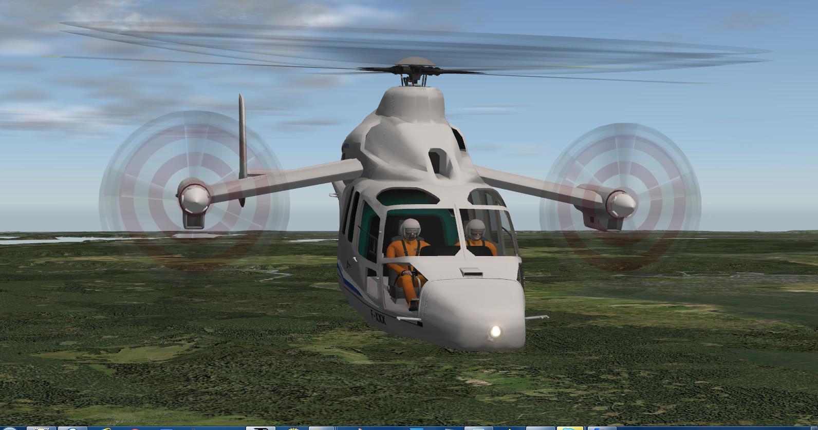 Elicottero X3 : Scarica eurocopter v plane rikoooo