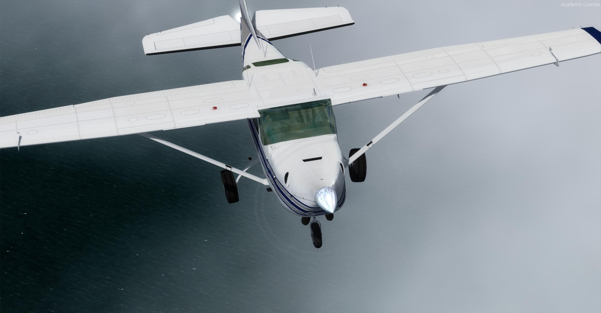 DOWNLOAD FlightPort Cessna U206G Soloy Mark 1 FSX & P3D - Rikoooo