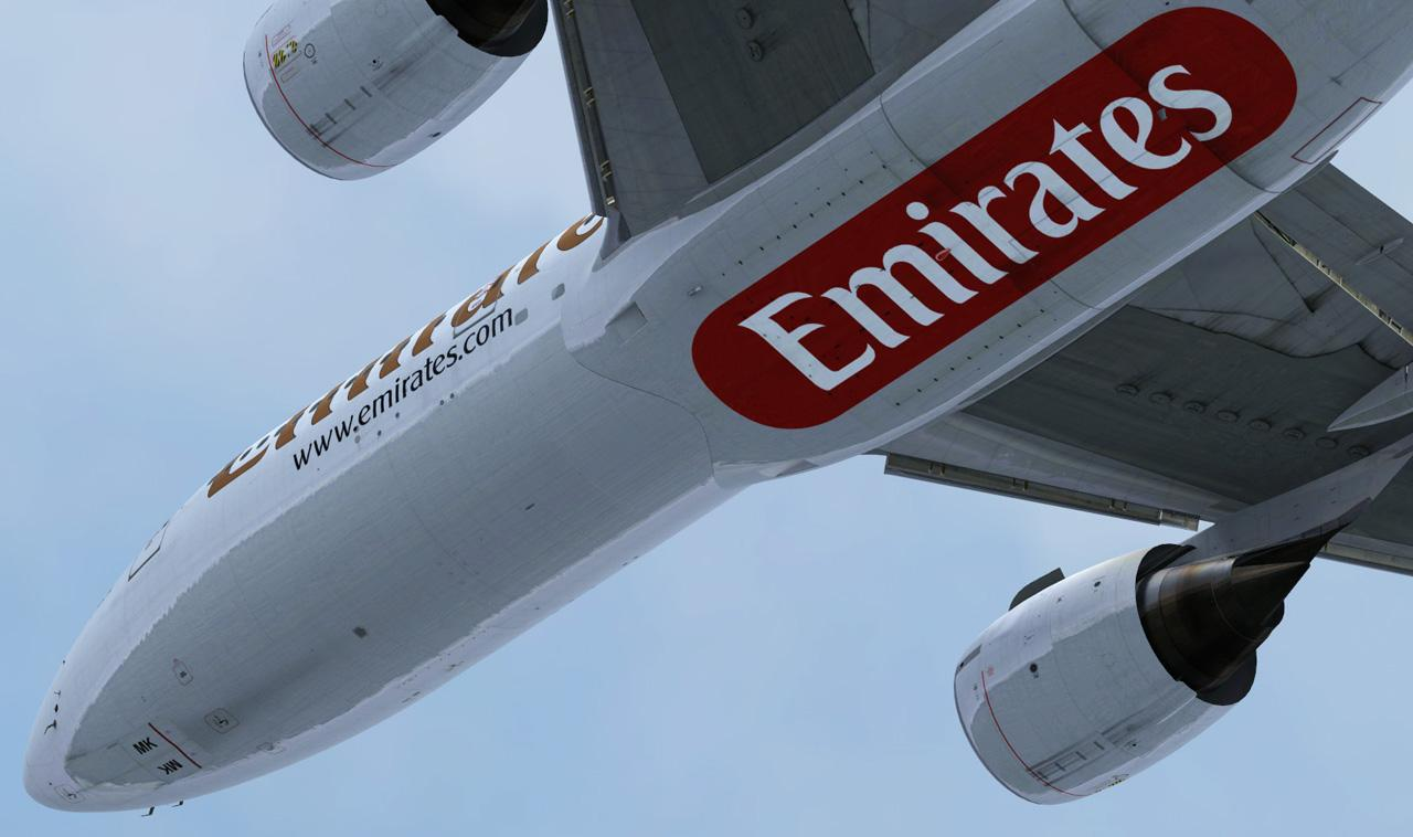 Fsx emirates a380 download