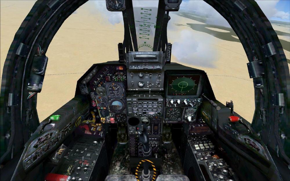 Cockpit Interior  Anft
