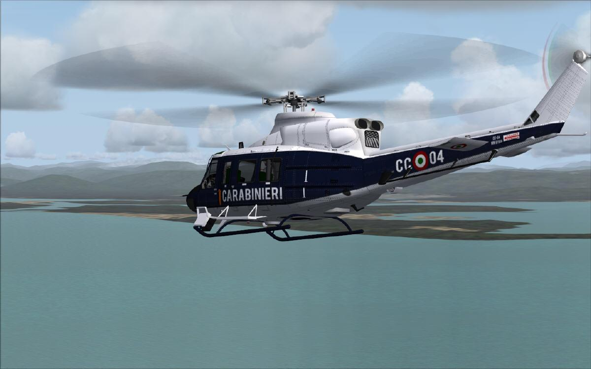 DOWNLOAD Bell HC412 Agusta/Griffin AB412 Hovercontrol ...