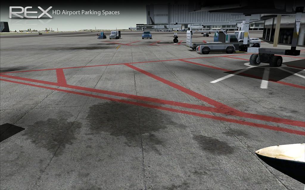 DOWNLOAD HD Jetway and Airport Parking FSX & P3D - Rikoooo