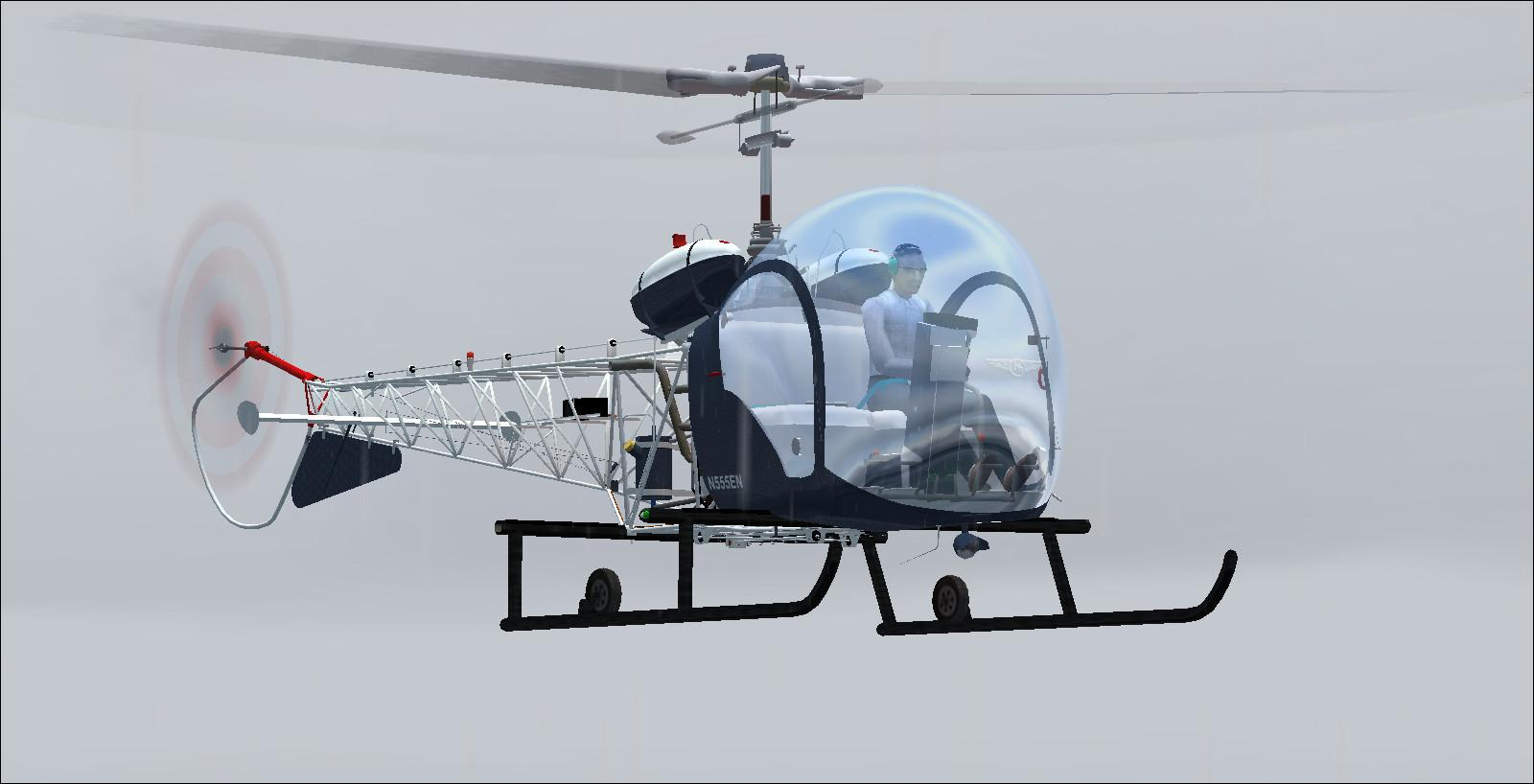 DOWNLOAD Bell Helicopter 47 FS2004 - Rikoooo