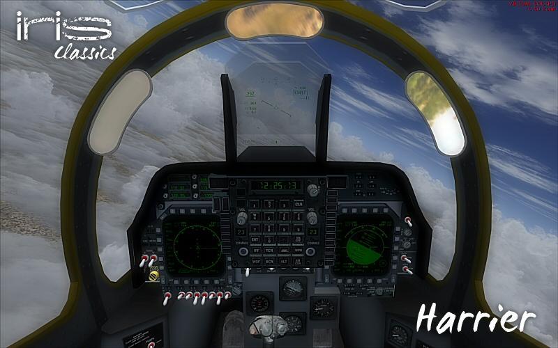 DOWNLOAD IRIS Harrier GR9 GR7 FS2004 - Rikoooo