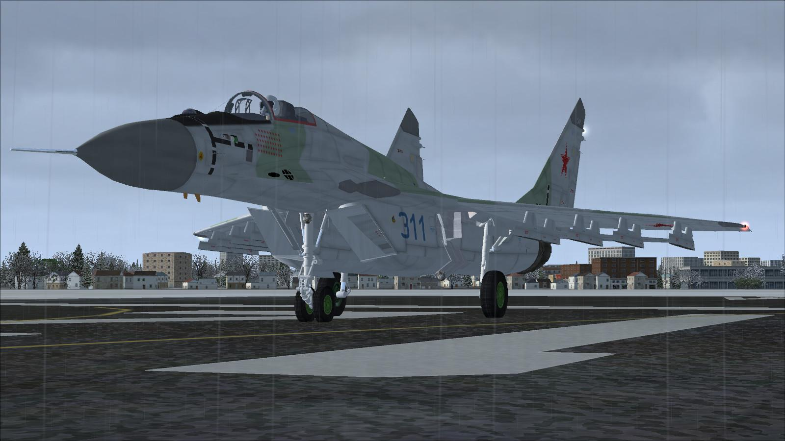 DOWNLOAD IRIS Mig-29 Fulcrum K Navy FSX - Rikoooo