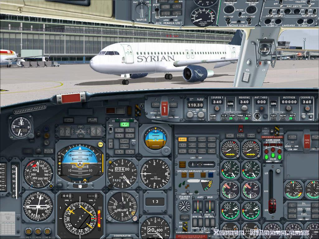 Download Dassault Mercure 100 Fs2004