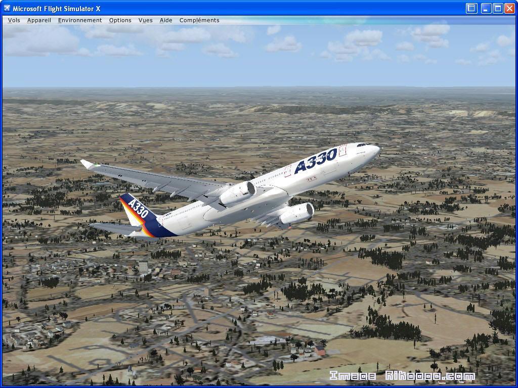 DOWNLOAD Airbus A330-300RR FSX - Rikoooo