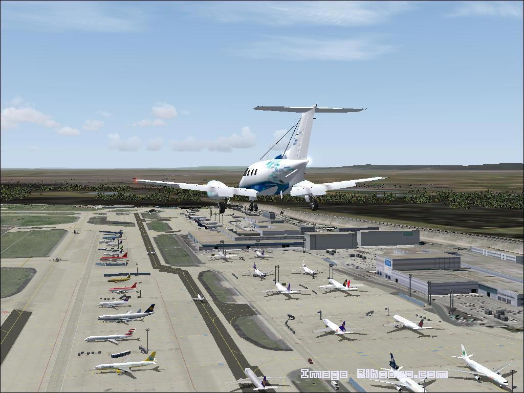 DOWNLOAD Embraer EMB-121 Xingu FS2004 - Rikoooo