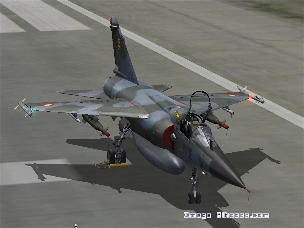 DOWNLOAD Dassault Mirage F1 FS2004 - Rikoooo