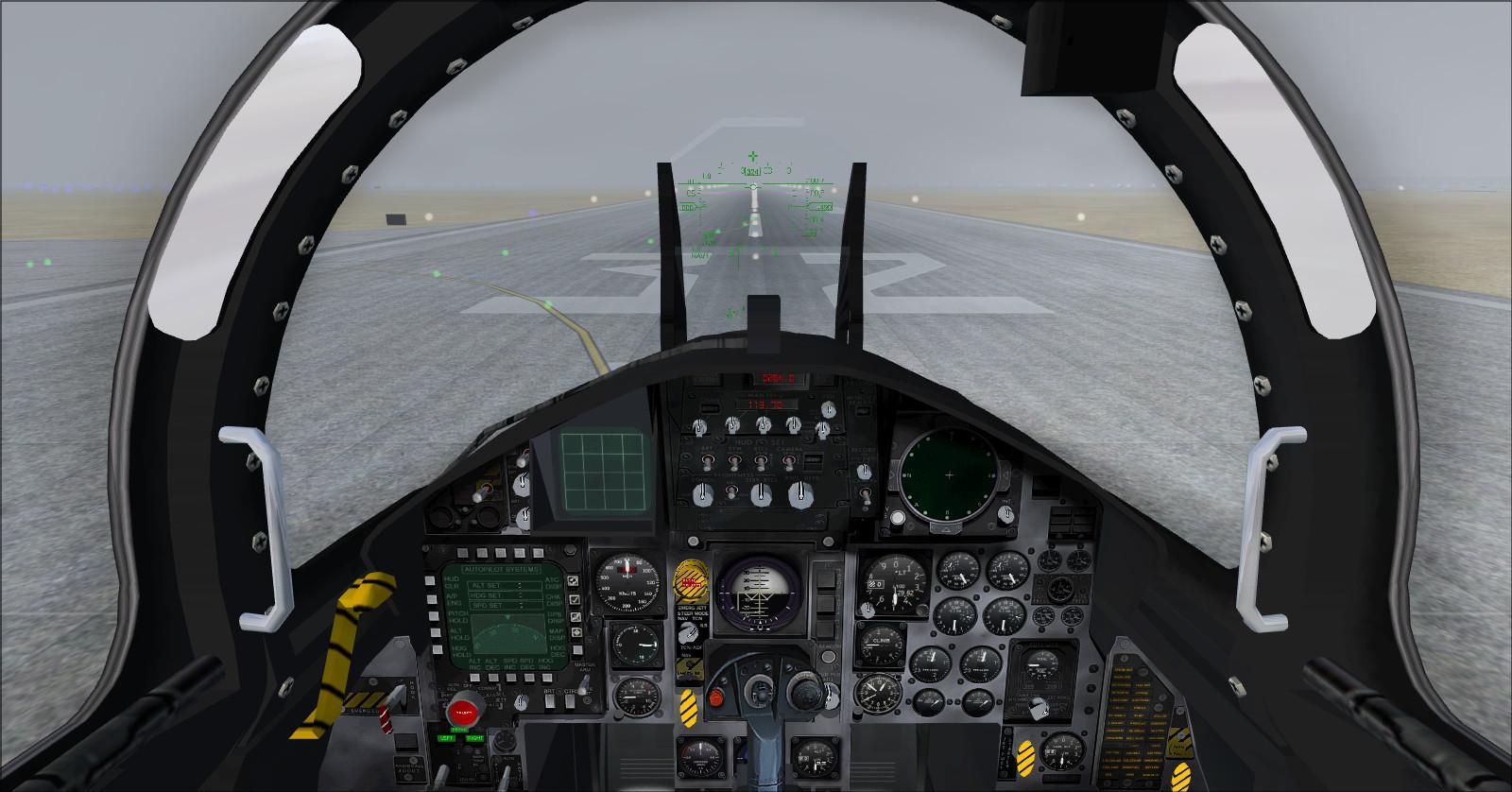 DOWNLOAD IRIS Boeing F-15E Strike Eagle FSX & P3D - Rikoooo
