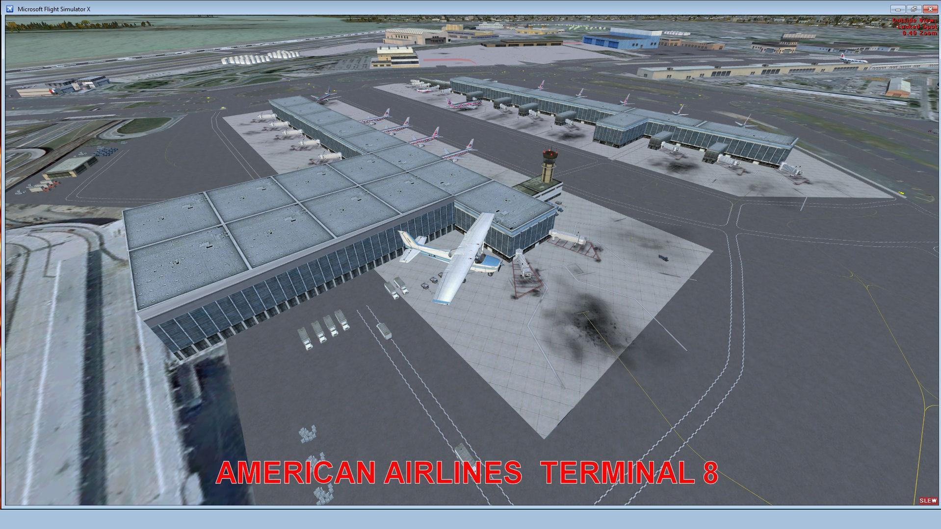 Aeroporto Jfk : Download jfk photo real scenery fsx & p3d rikoooo