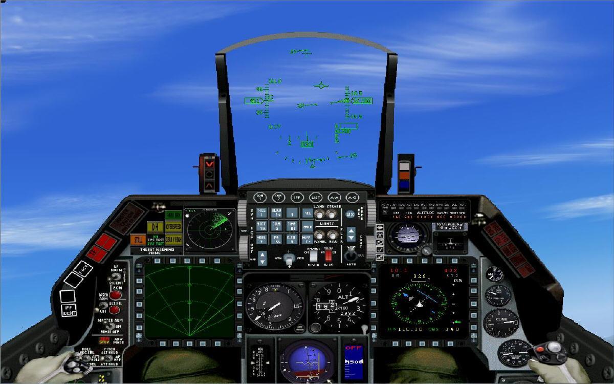 F 16 Viper >> DOWNLOAD Lockheed Martin F-16 Fighting Falcon Viper FS2004 ...