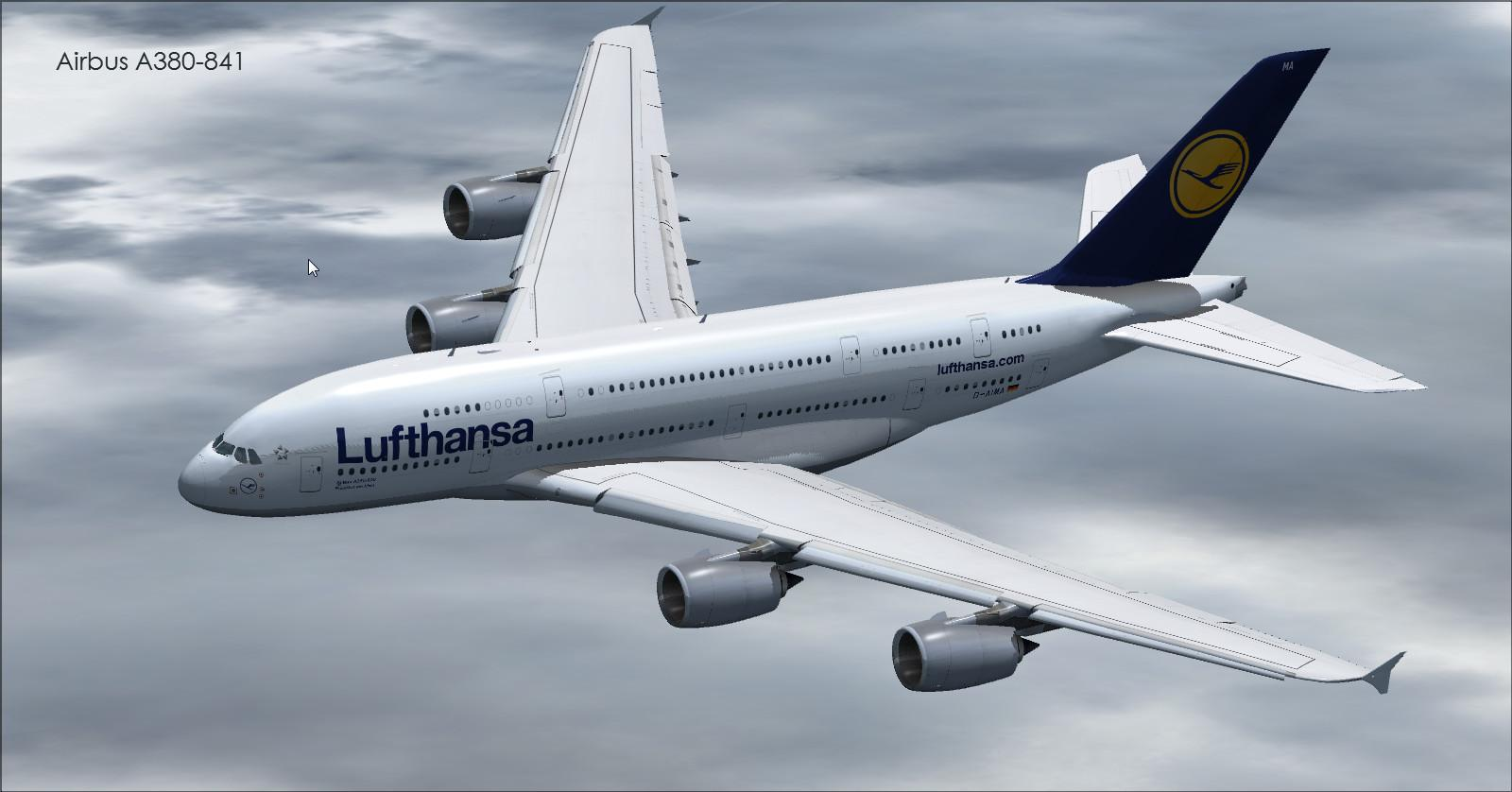 DOWNLOAD Lufthansa Pack FSX & P3D - Rikoooo