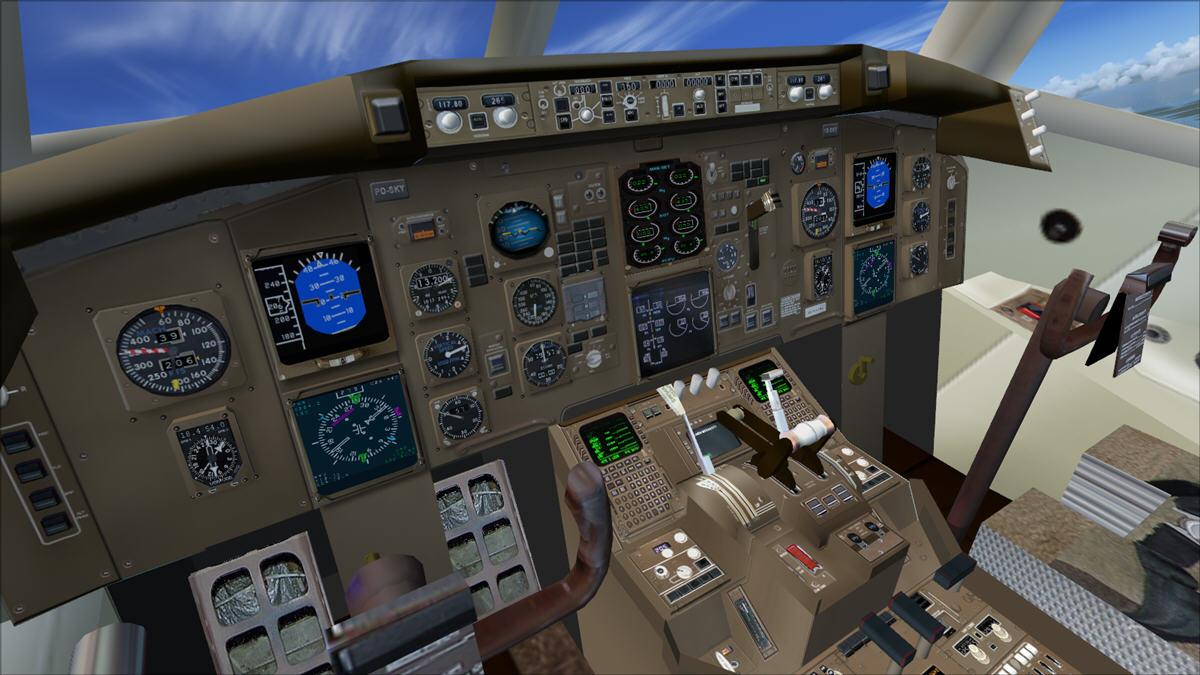 DOWNLOAD POSKY Boeing 757-300 Thomas Cook FSX