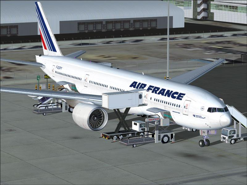 DOWNLOAD POSKY Boeing 777-200 Pack FSX & P3D - Rikoooo