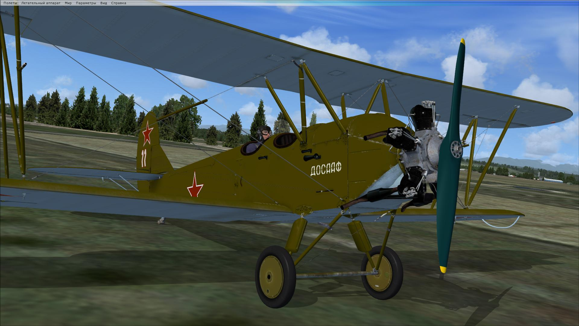 DOWNLOAD Polikarpov U-2(Po-2) late series v1 0 FSX & P3D