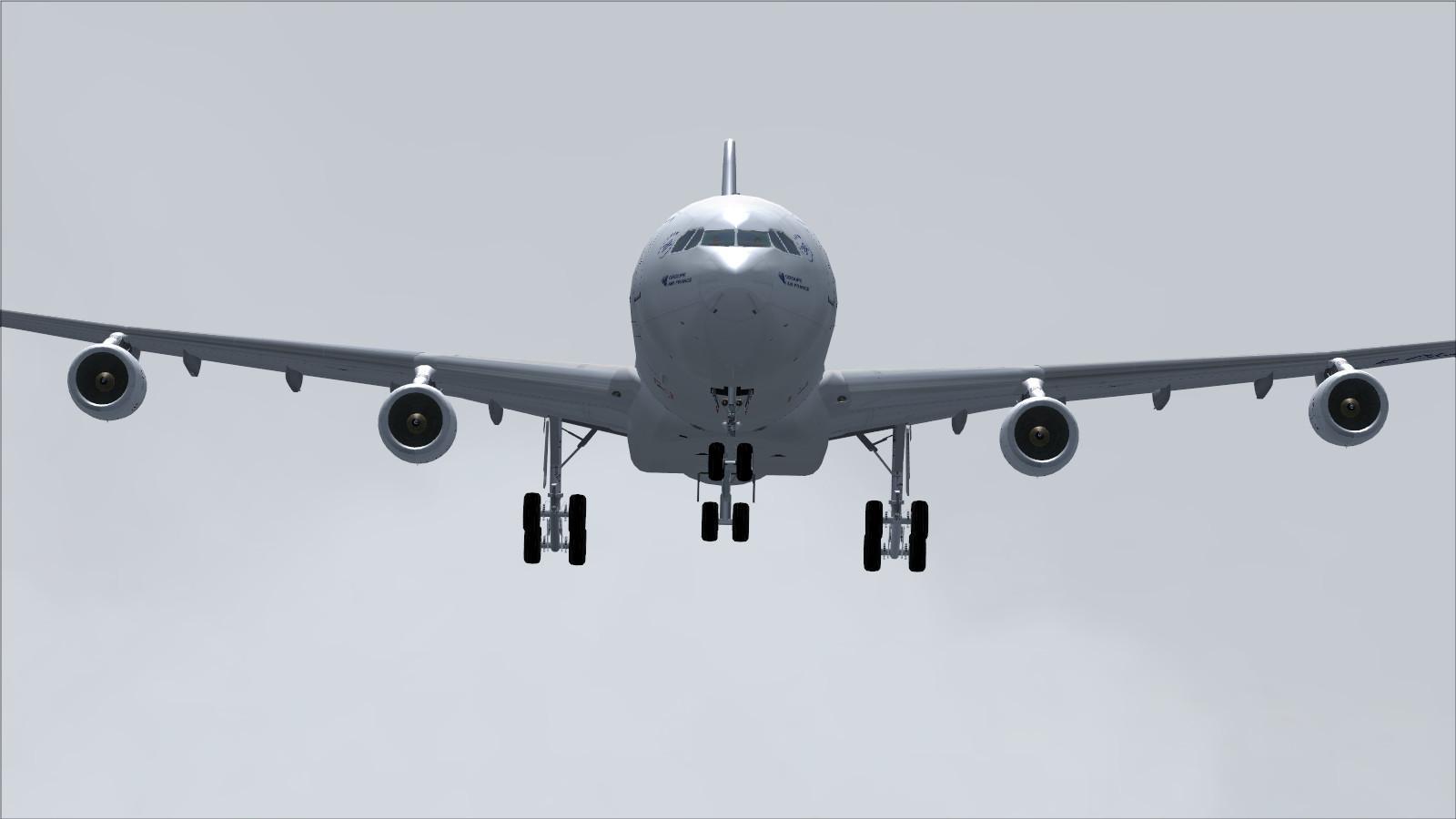 Blackbox Airbus A340