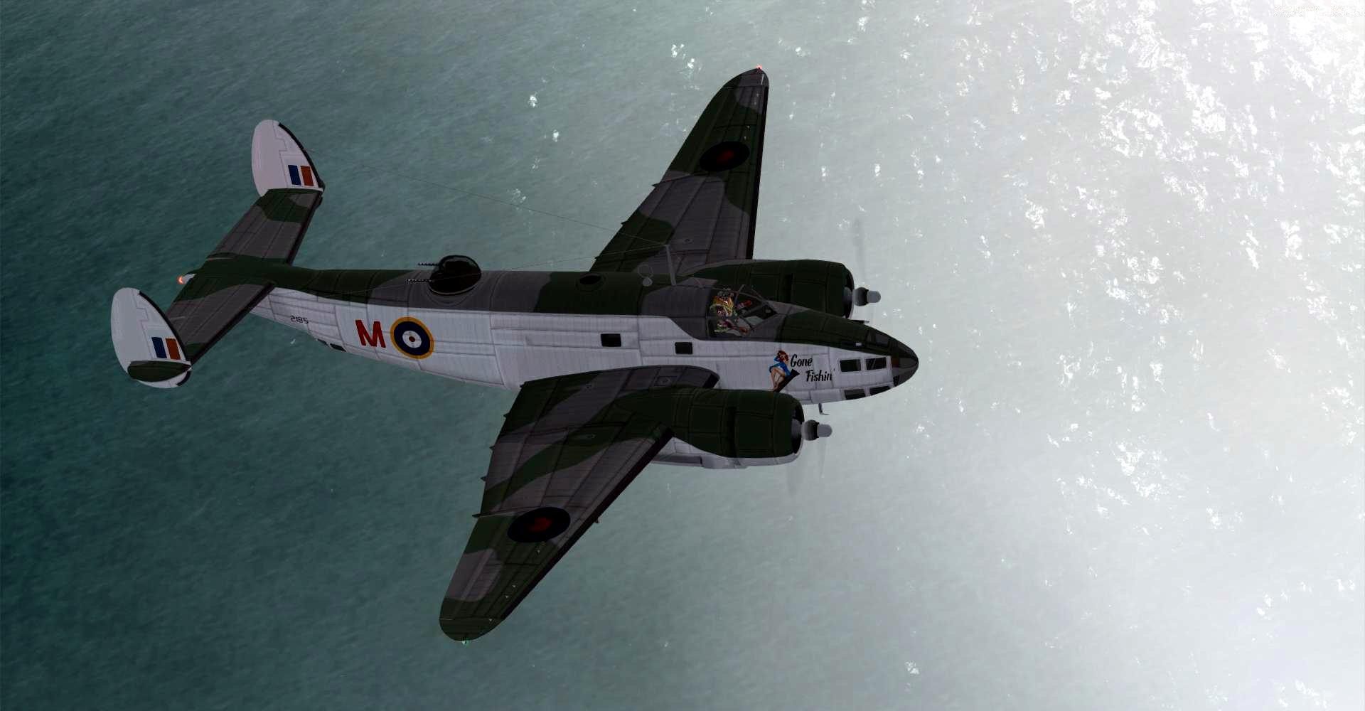 DOWNLOAD Lockheed PV-1 Vega Ventura FSX & P3D & FS9 - Rikoooo