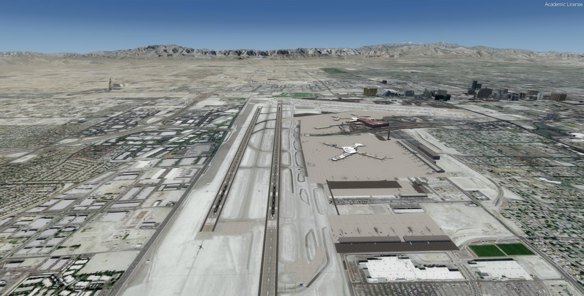 DOWNLOAD Las Vegas - Mega Photoreal Scenery FSX & P3D - Rikoooo