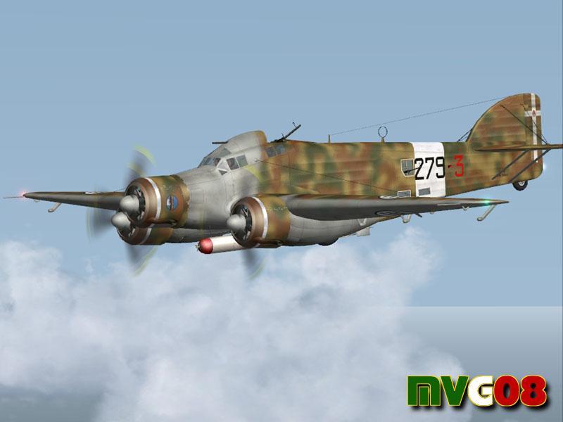 Download Savoia Marchetti Sm-79 Mvg Fsx  U0026 P3d