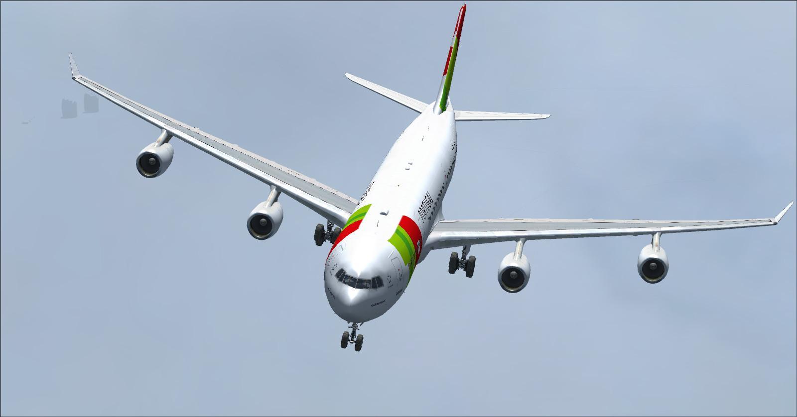 A321lr Fsx
