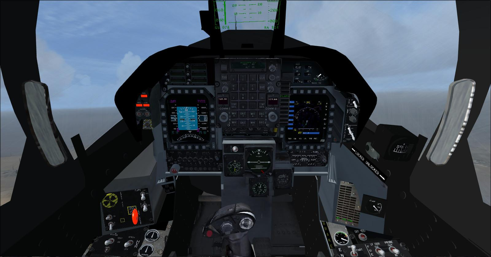 DOWNLOAD UKMIL Harrier Package FSX & P3D - Rikoooo