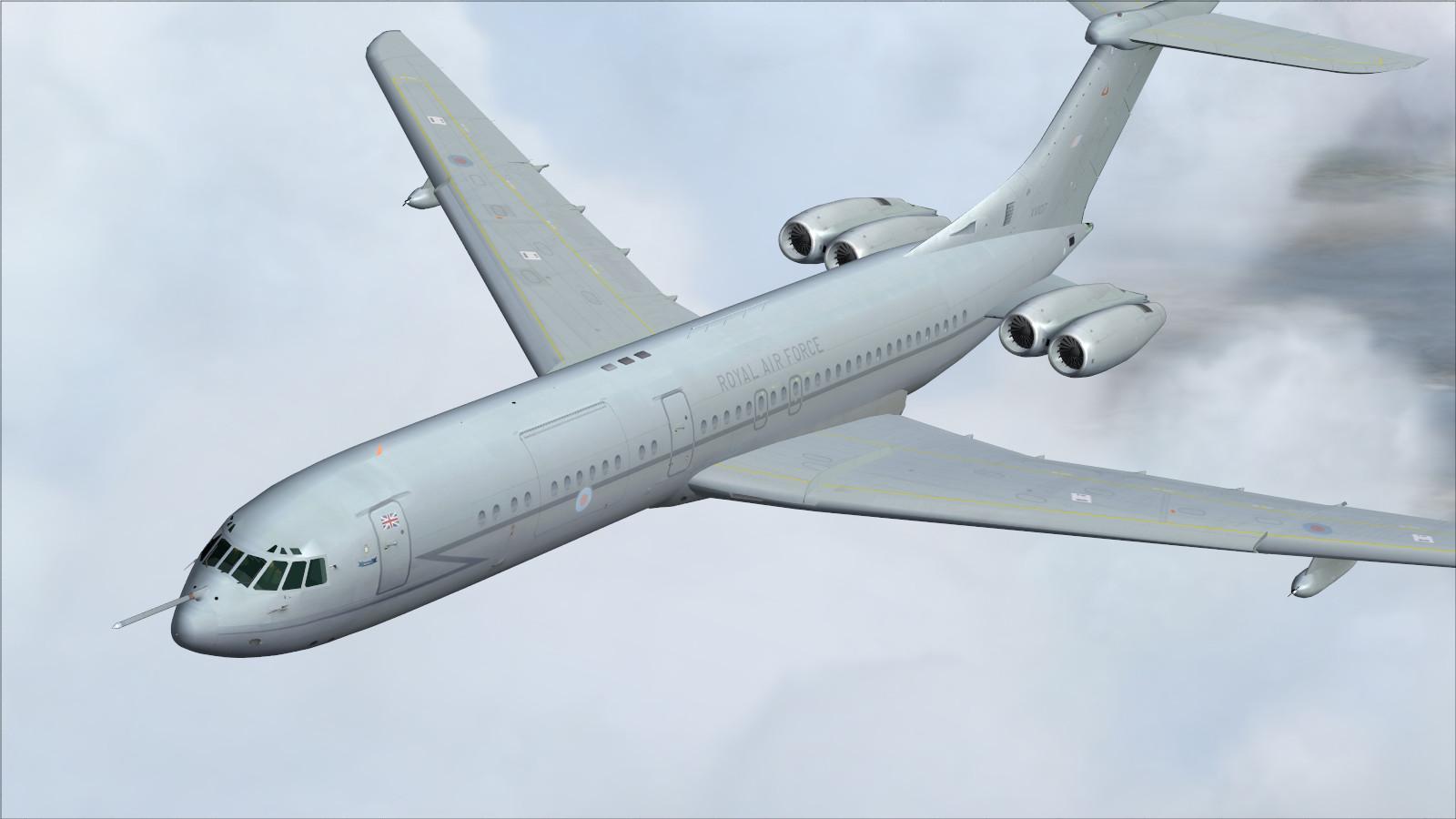 DOWNLOAD Vickers VC10 C1K RAF FS2004 - Rikoooo