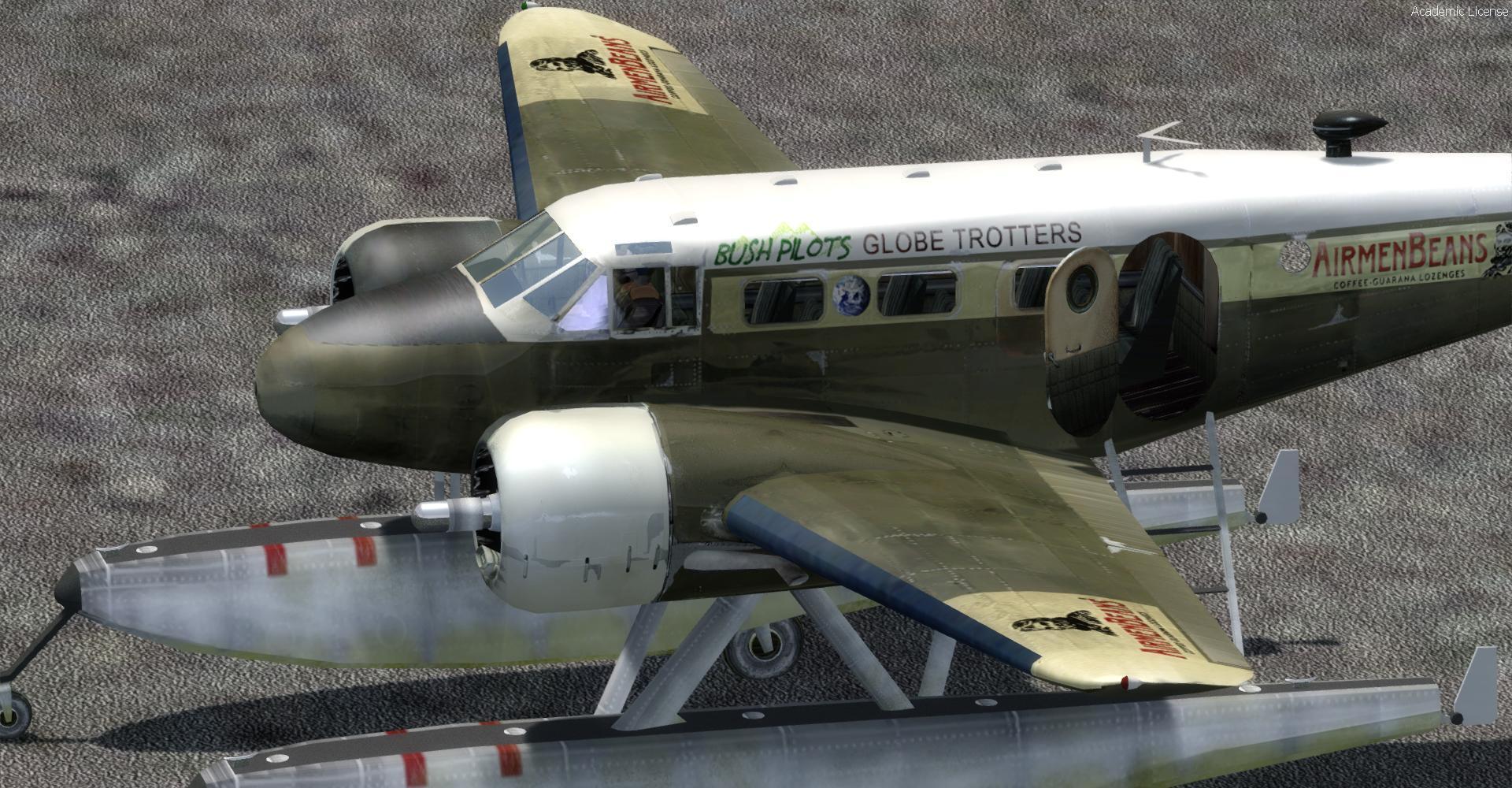 Seaplane - Rikoooo
