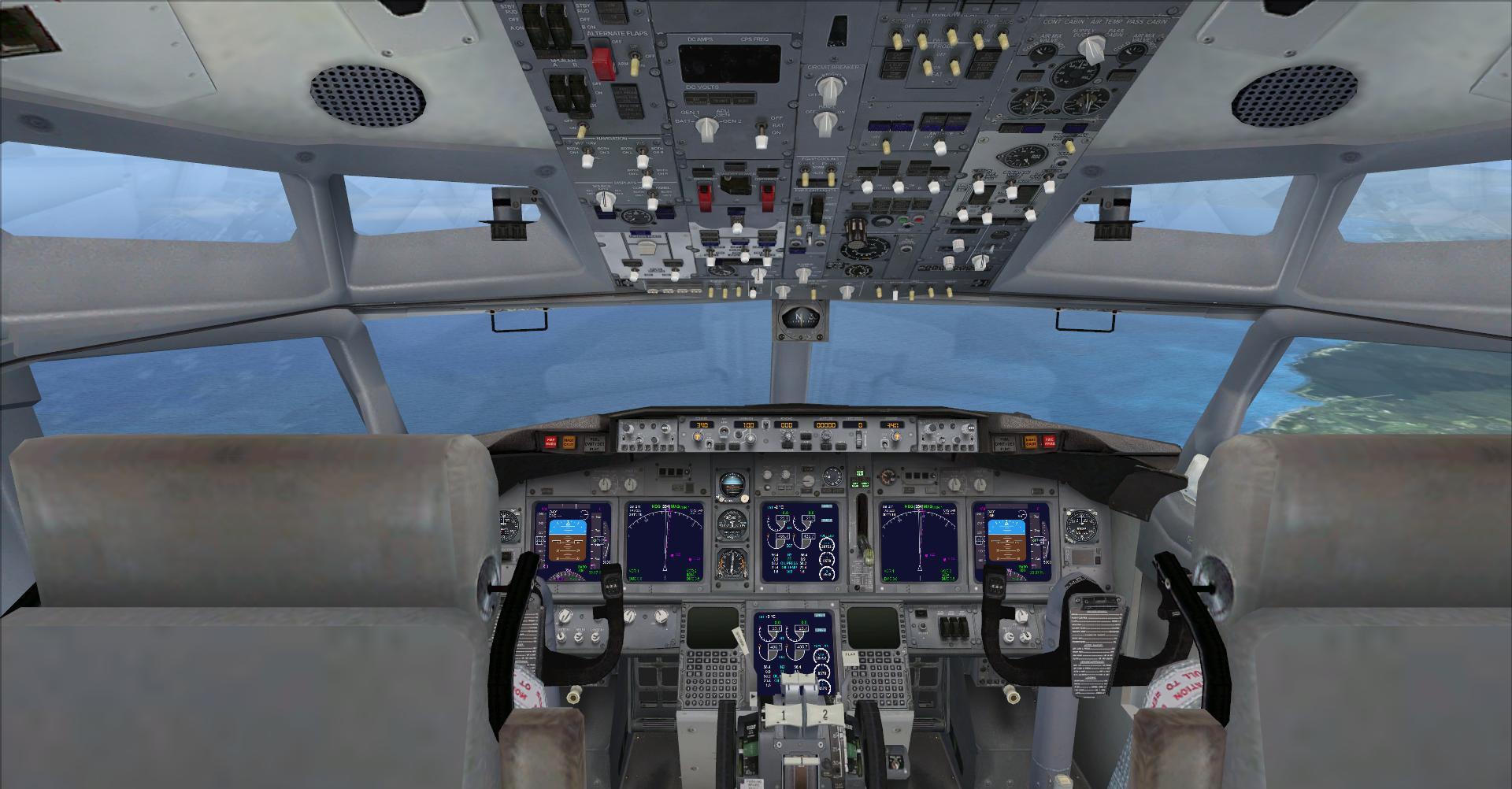 baixar boeing 717 200 fsx p3d rikoooo