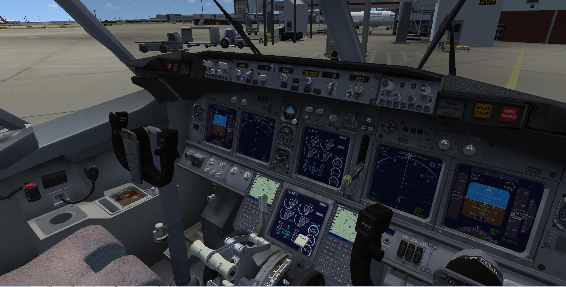 Descargar El Paquete Boeing 737 800 Jet2 Com Fsx Amp P3d