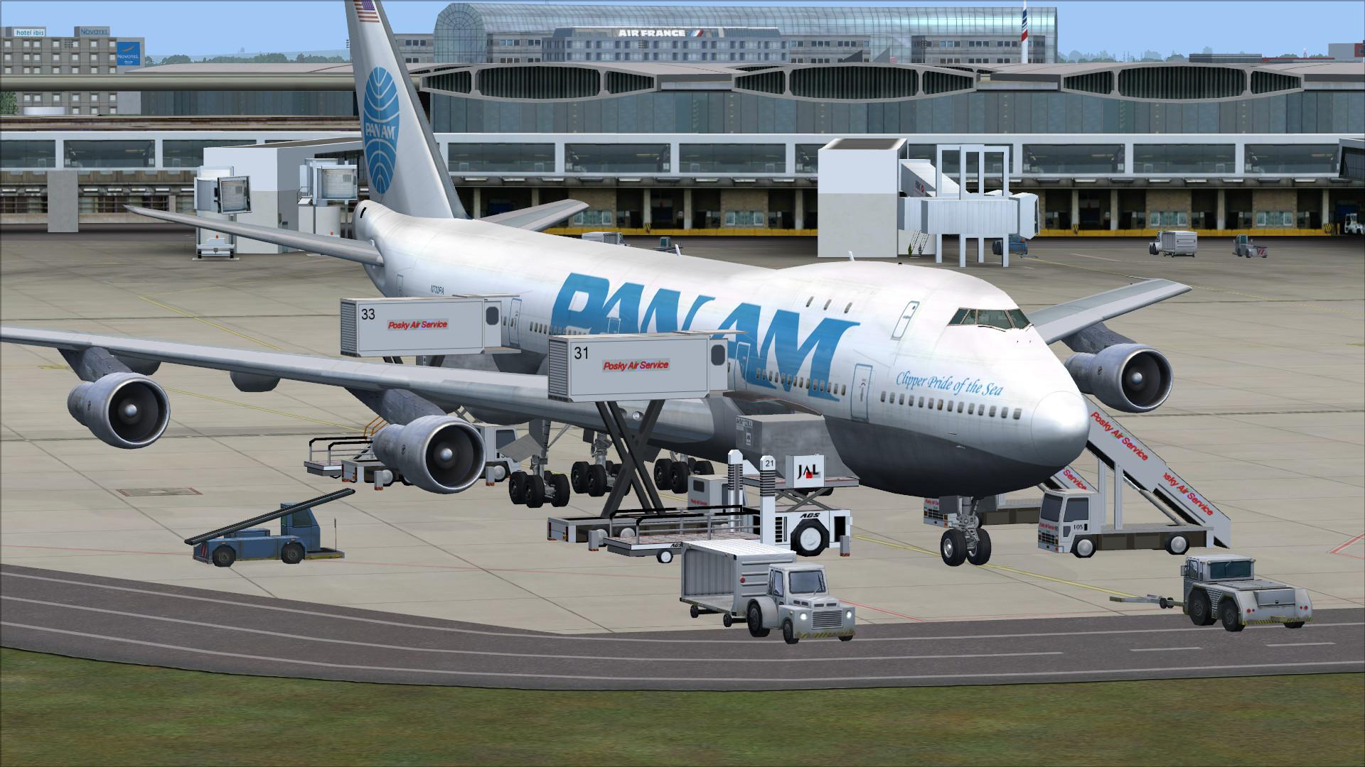 DOWNLOAD Boeing 747-100 Mega Package Vol 1 FSX & P3D - Rikoooo