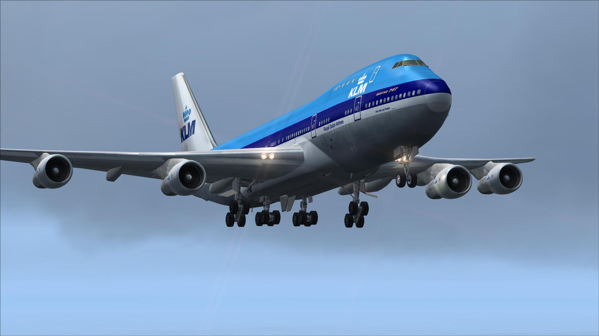 Download Boeing 747-200 Mega Package Vol 2 FSX & P3D - Rikoooo