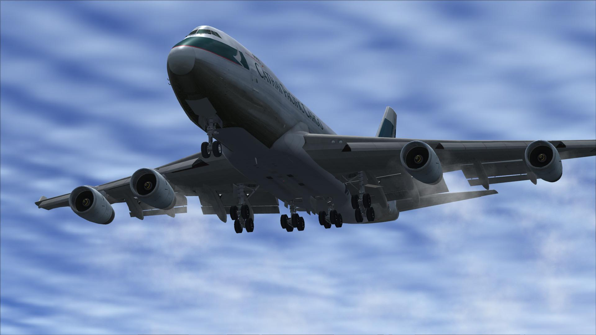 DOWNLOAD Boeing 747-400 Mega Package Vol 6 FSX & P3D - Rikoooo
