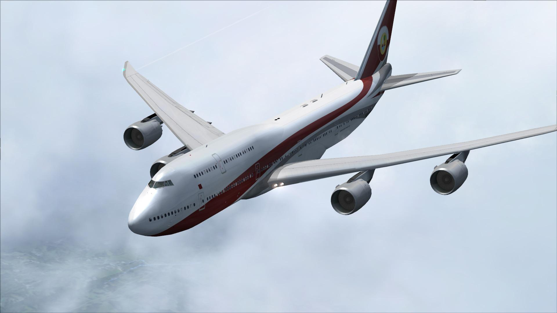 DOWNLOAD Boeing 747-8XX Mega Package Vol 7 FSX & P3D - Rikoooo